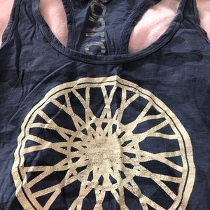soulcycle Tops - Soulcycle racerback tank *Size large*
